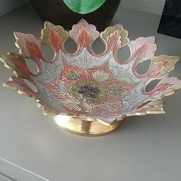 Vintage Sageing Bowl